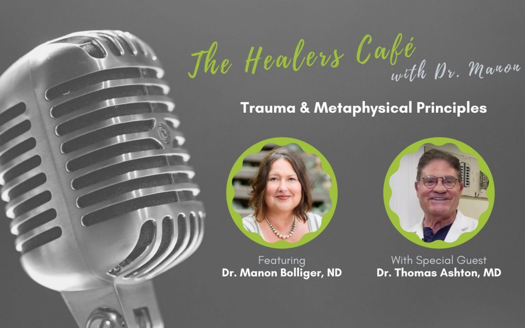 Dr Thomas Ashton on the Healers Cafe