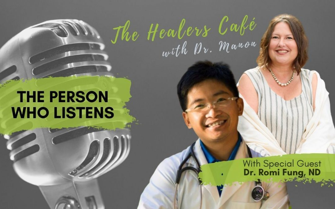 Dr Romi Fung, ND The Healers Cafe
