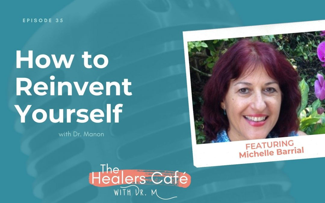 Michelle Barrial on The Healers Cafe