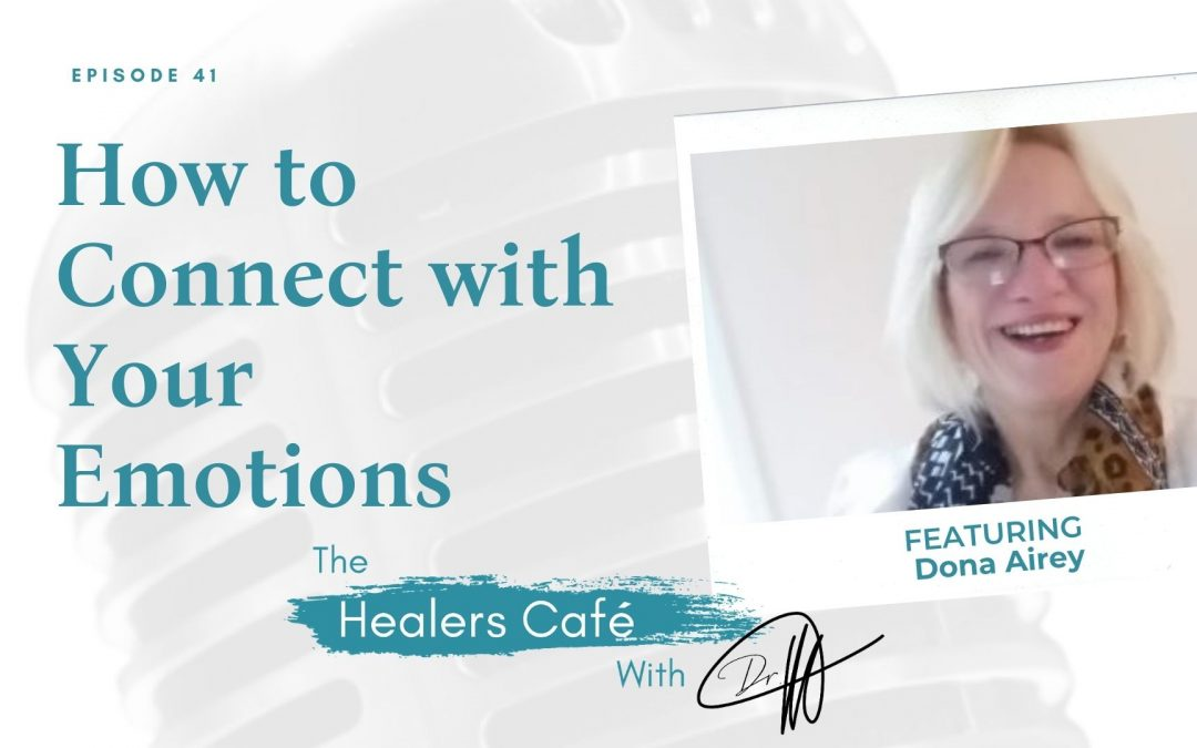 Dona Airey on The Healers Café with Dr. Manon Bolliger, ND