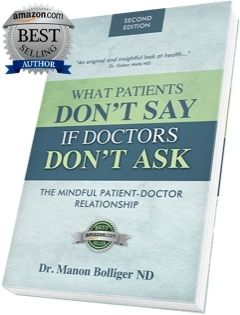 Book - What Patients Don't Say If Doctors Don't Ask - Best Seller