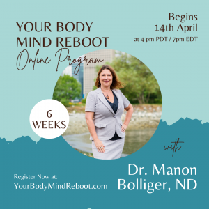 Your Body Mind Reboot